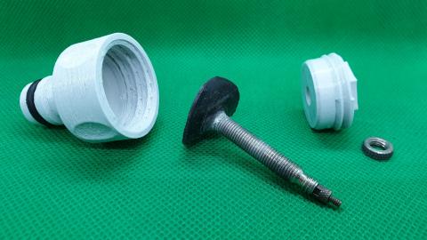 The valve parts