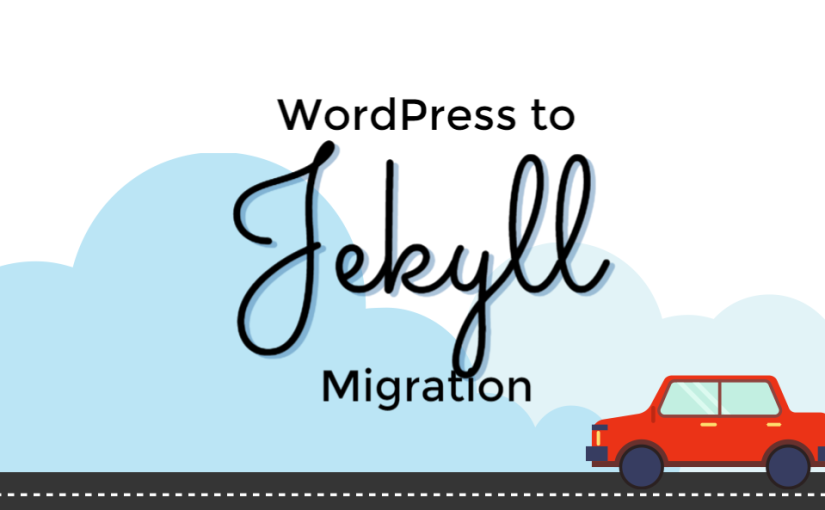 The Jekyll migration cheat sheet (make #3)